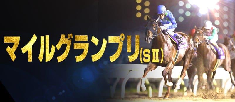 競馬 スケジュール 東京 マイルグランプリ