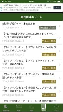 Mykeibaのニュース