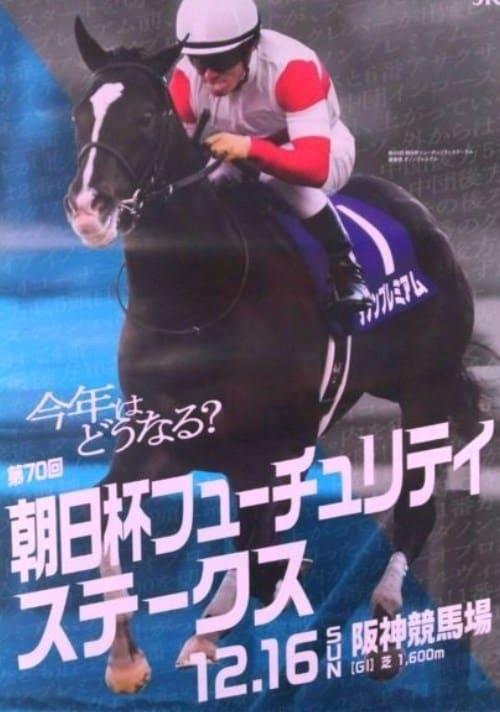 朝日杯フューチュリティステークス(12月15日)