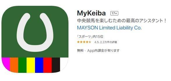 MyKeiba